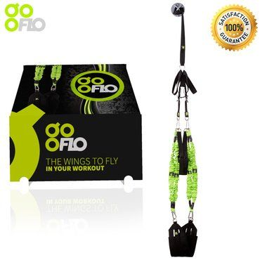 Goflo Trainer  Bungee Workout * Learn more by visiting the image link. (This is an affiliate link) #FitnessEquipment