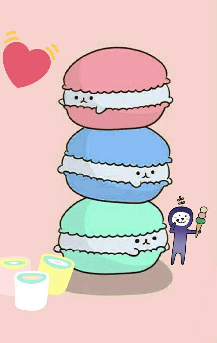Cute Nutella Wallpapers Pin By Nesrine Ness On Chats Dessin Kawaii Fond Ecran
