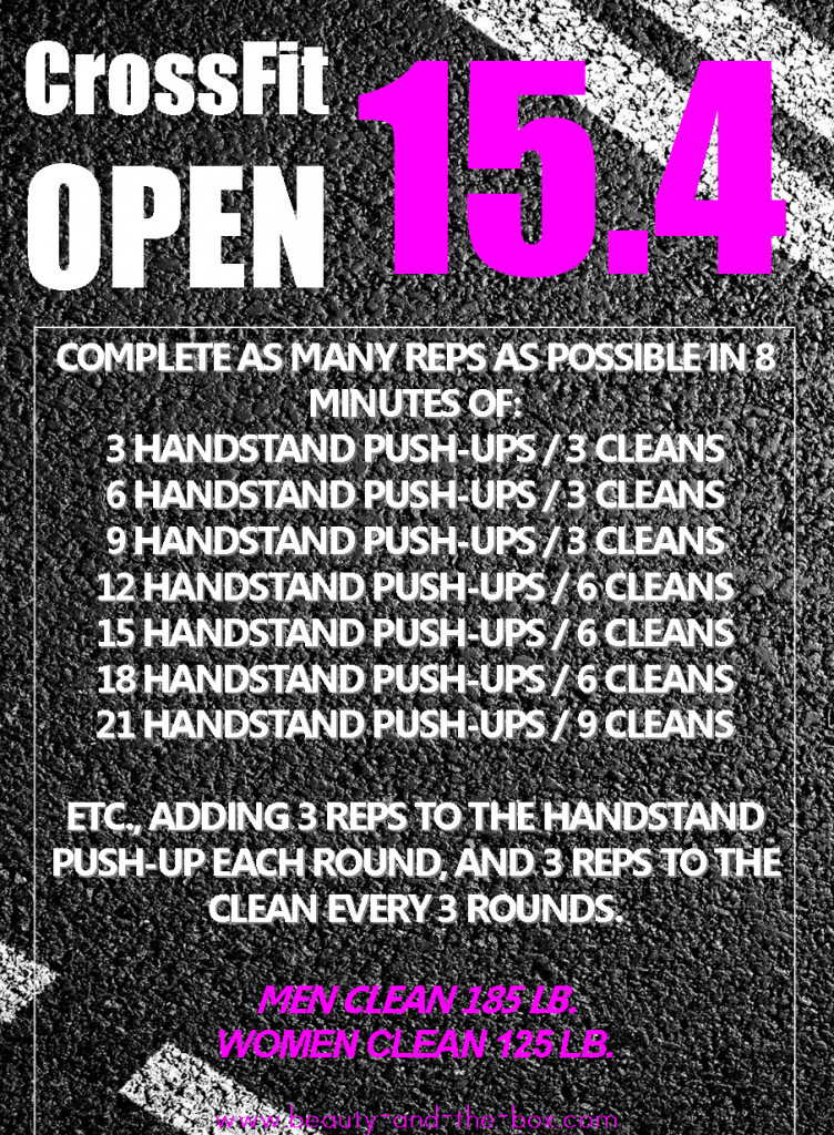Crossfit Open 15 4 And 15 5 Workout Recaps Finally Beauty And The Box Exploring Crossfit Health And Real Food Crossfit Open Crossfit Crossfit Workouts