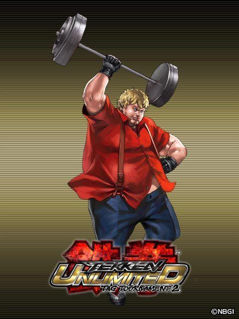 Pin By Ashley Thompson On My Favorite Tekken Characters Bob Tekken Fighting Games Bob