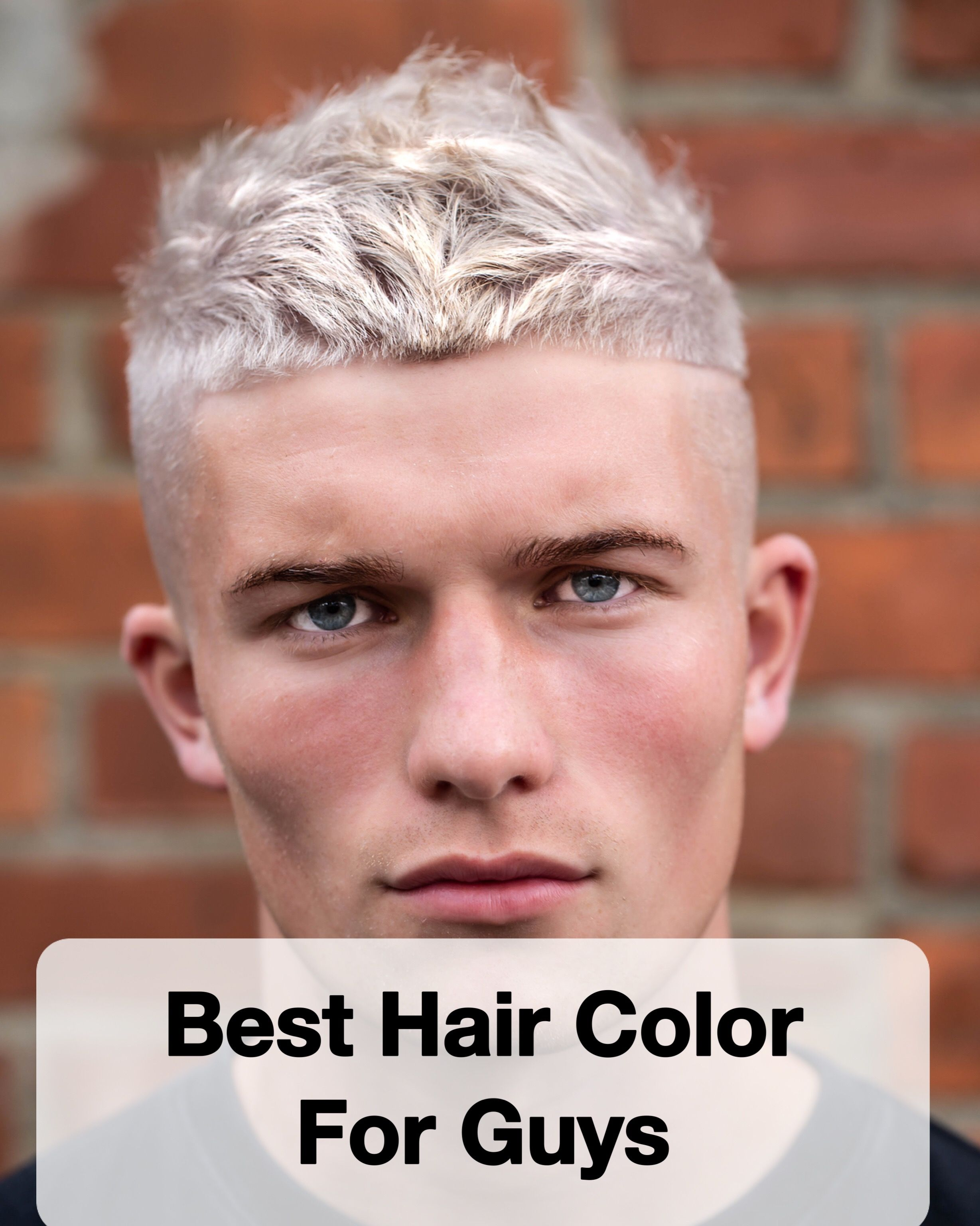 20 Best Hair Color For Guys In 2018 Hair Color Ideas Pinterest