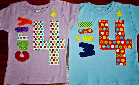 27e44f6dd Twin Birthday Shirts Personalized Birthday Boy and Girl Shirt Tee or Onesie  or baby toddler or boy on Etsy, $80.00
