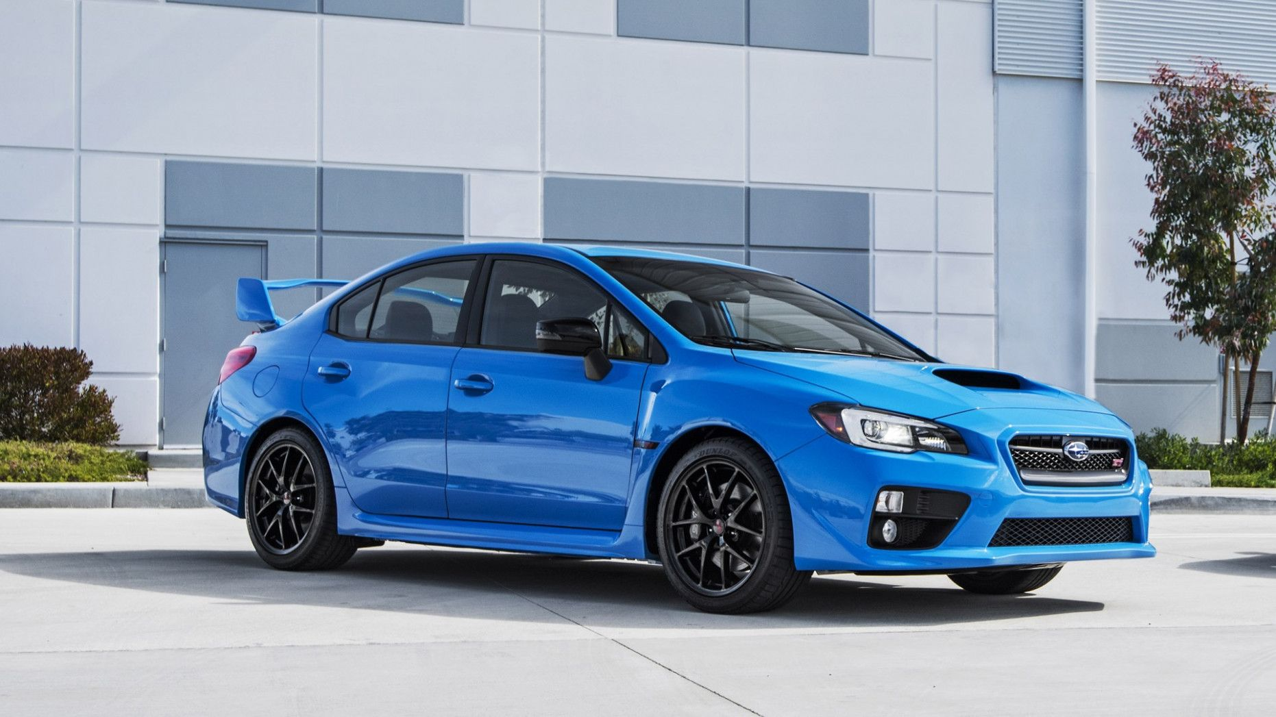 2020 Wrx Sti Hyperblue Exterior and Interior