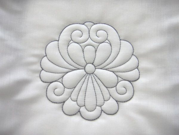 Learn about trapunto embroidery gt diy machine