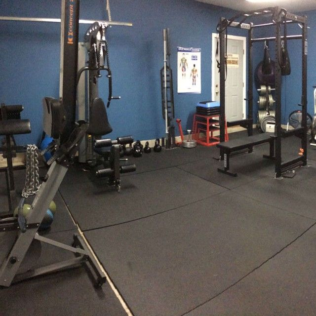 So much room for activities #homegym #gym #weightlifting