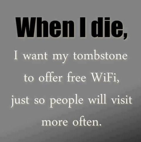 When I Die Funny Quote | Funny quotes about life, Funny ...