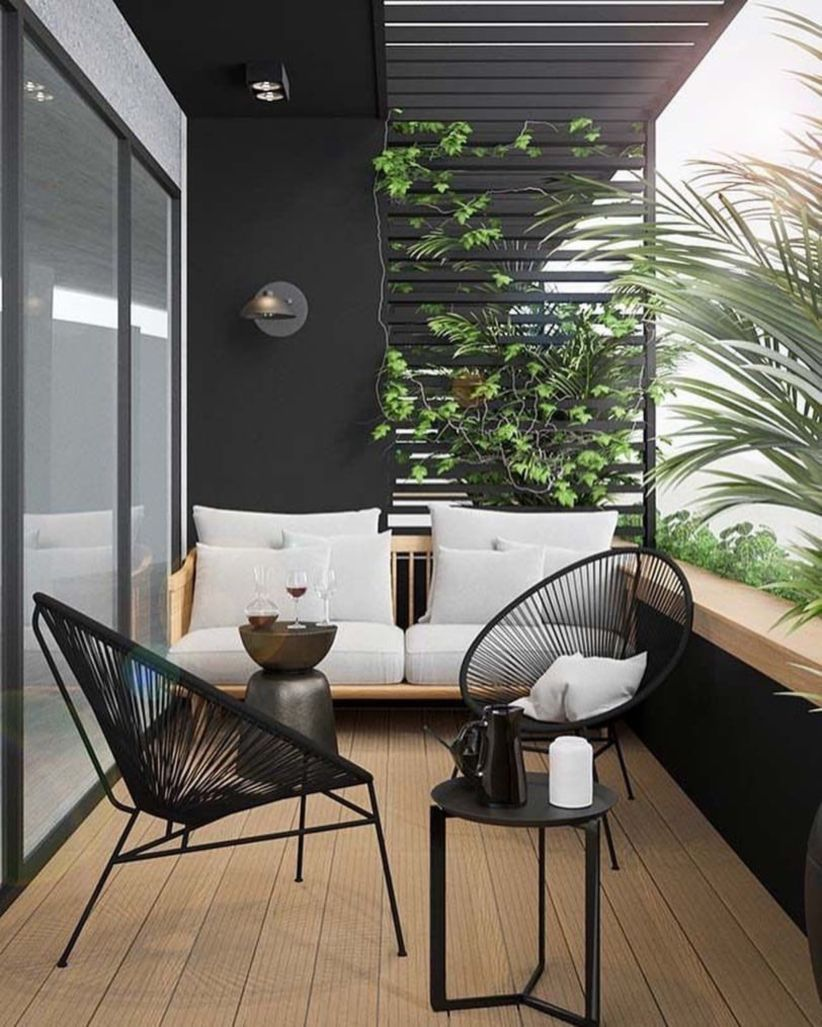 19 The Best Apartment Terrace Ideas You Can Try - realivin.net