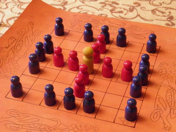 Medieval Game  Fitchneal by GuineveresGames on Etsy, $45.00