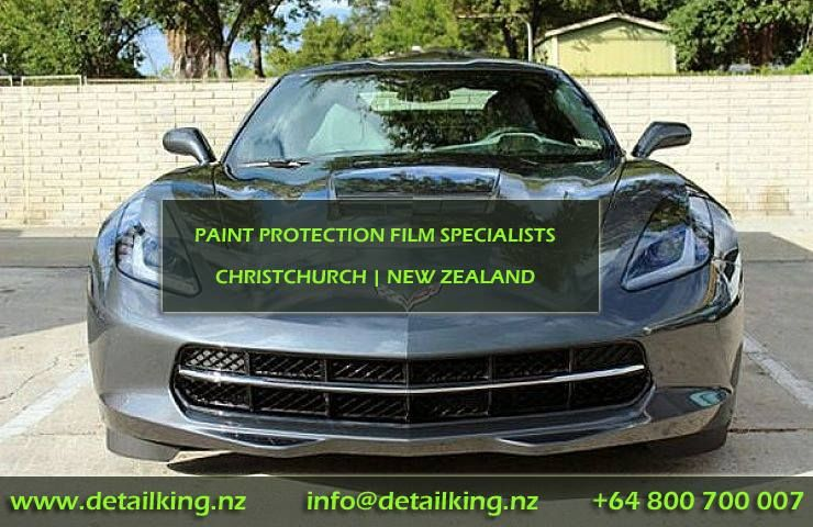PAINT PROTECTION FILM SPECIALISTS Detail King \u2013 New Zealand continue - vehicle service contract