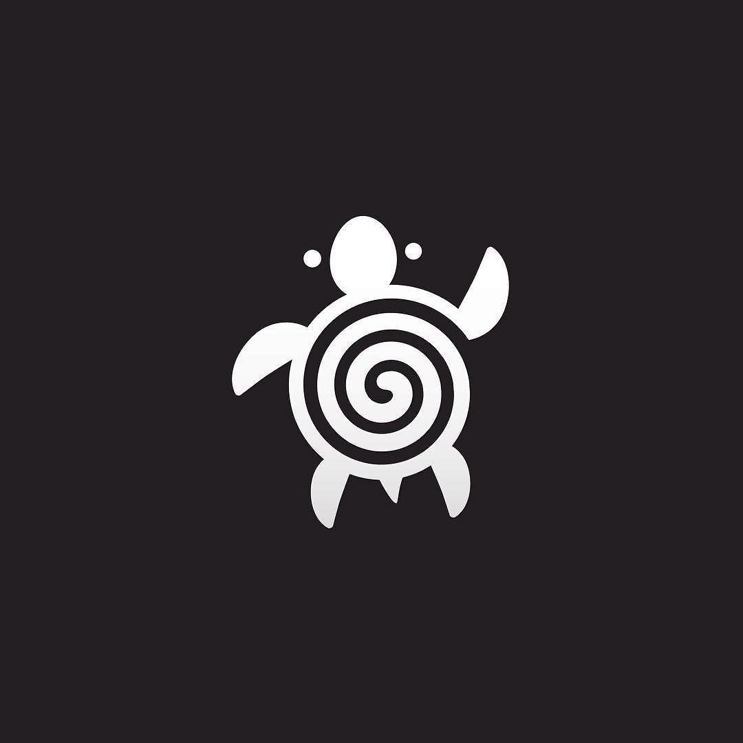 Turtle Logo Design Logo Design Graphic Icon Symbol Iconaday