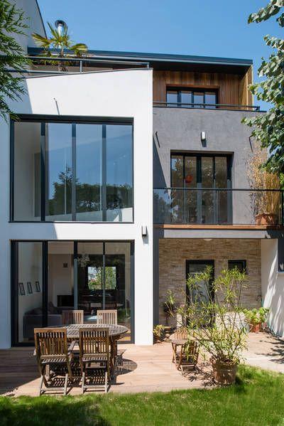 miniature Transformations et réhabilitation contemporaine d\u0027une - plan d une maison simple