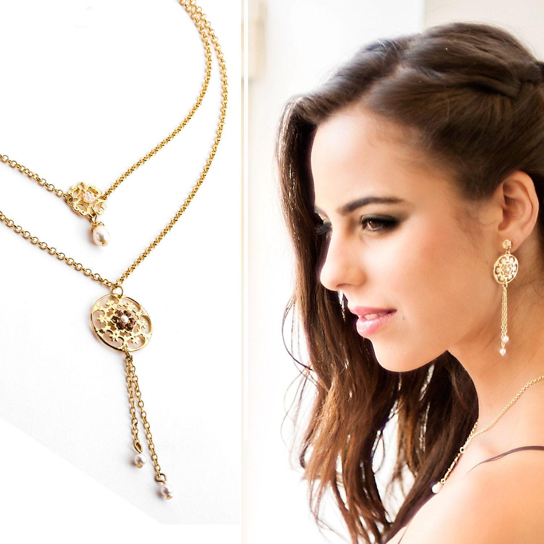 5 year anniversary jewelry for her