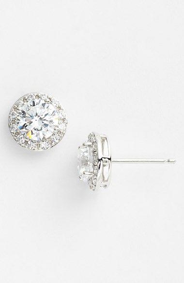 20-25mm Platinum Rhinestone Earring Wires Jewellery Making Findings Job Lot UK