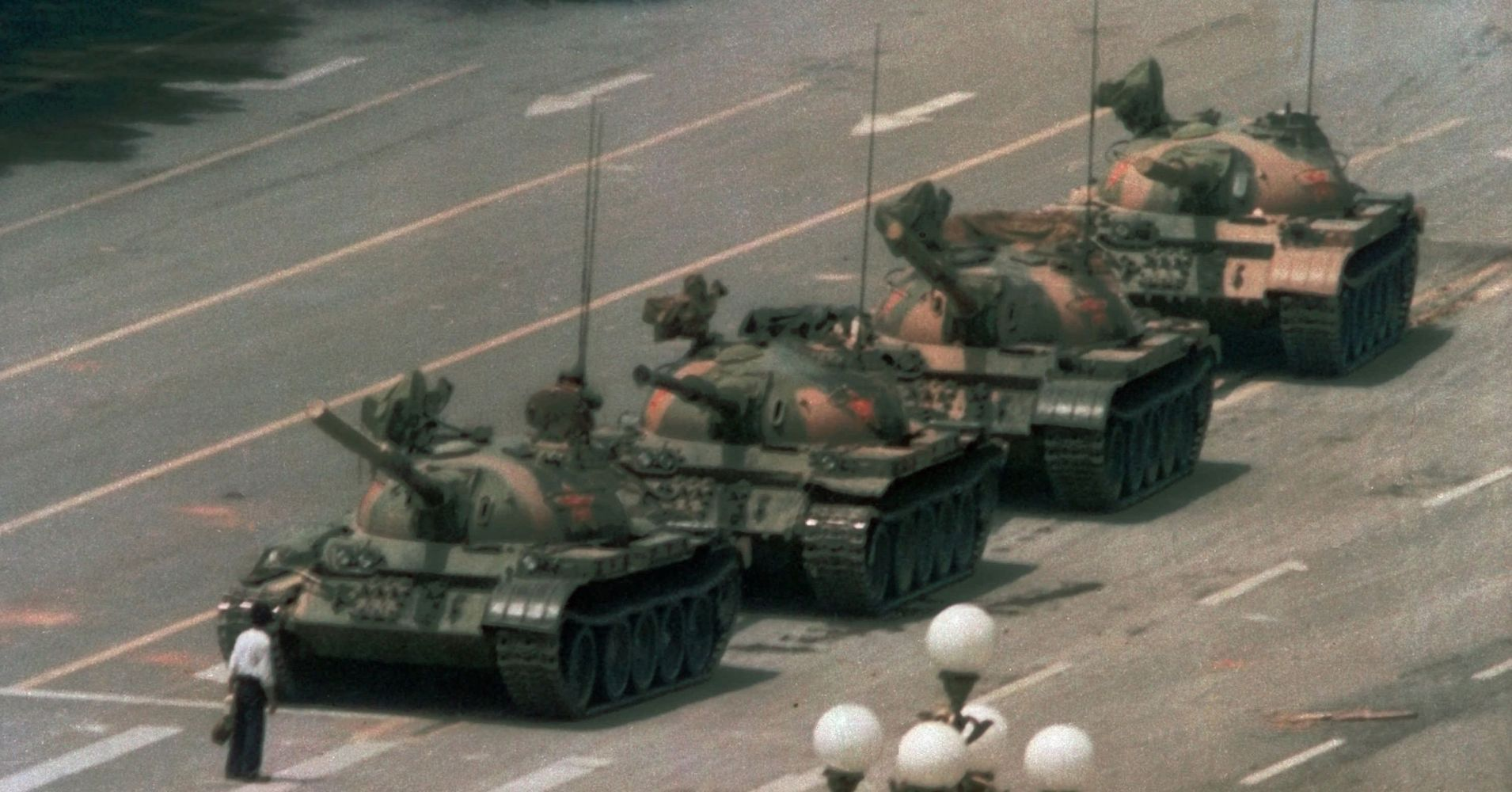 This week is the 25th anniversary of the Tiananmen Square Massacre in China in 1989. The nation has been busy trying to keep their citizens from remembering the demonstration by doing things like blocking all Google apps. Here are 13 unforgettable photos of the infamous event.