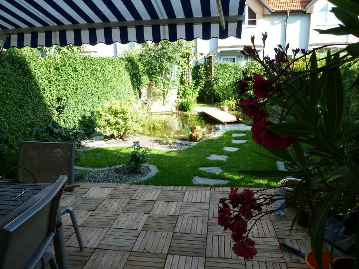 Garten Reihenhaus Reihenhaus Garten Rowhouse Garden Projekty Do