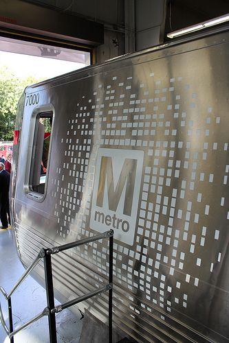 Metro S 7000 Series Mock Up Makes Its Debut Metro Car Sharing Metro System