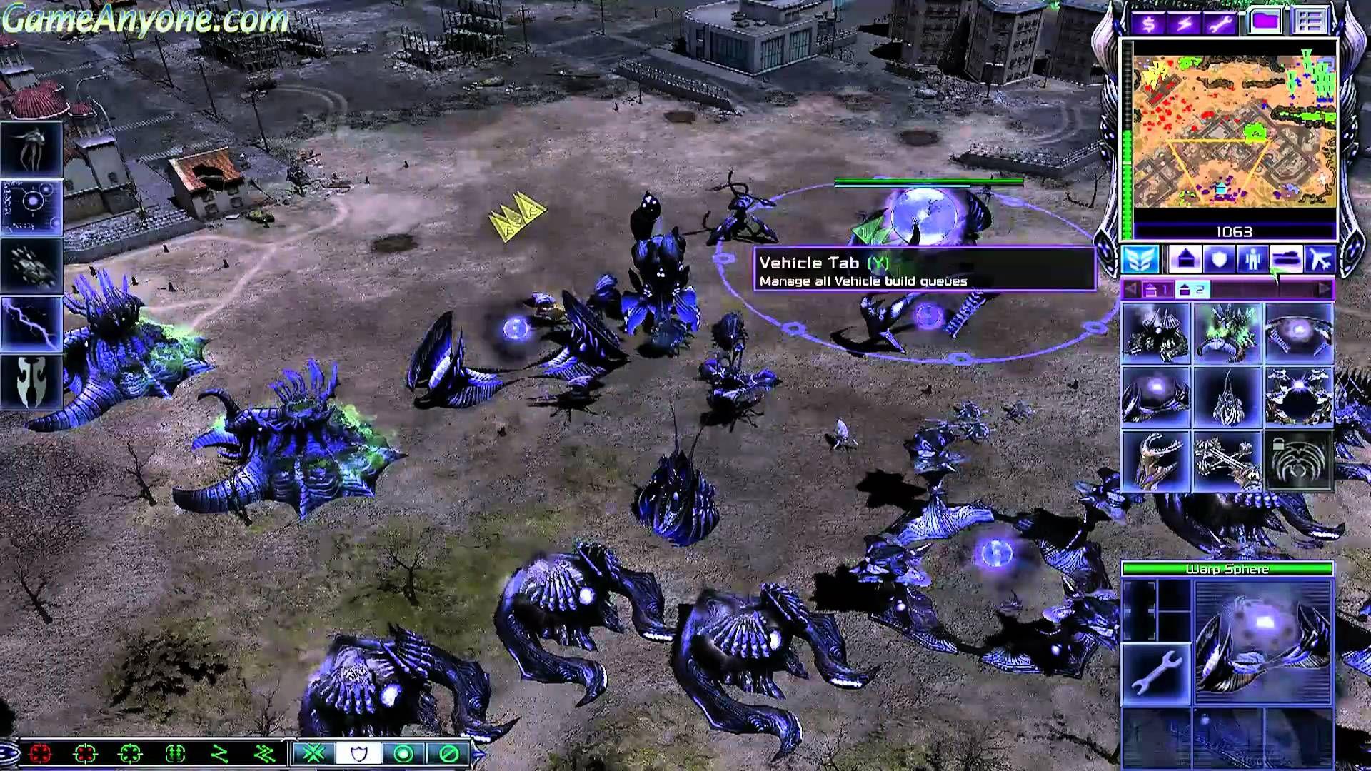 command conquer tiberium wars