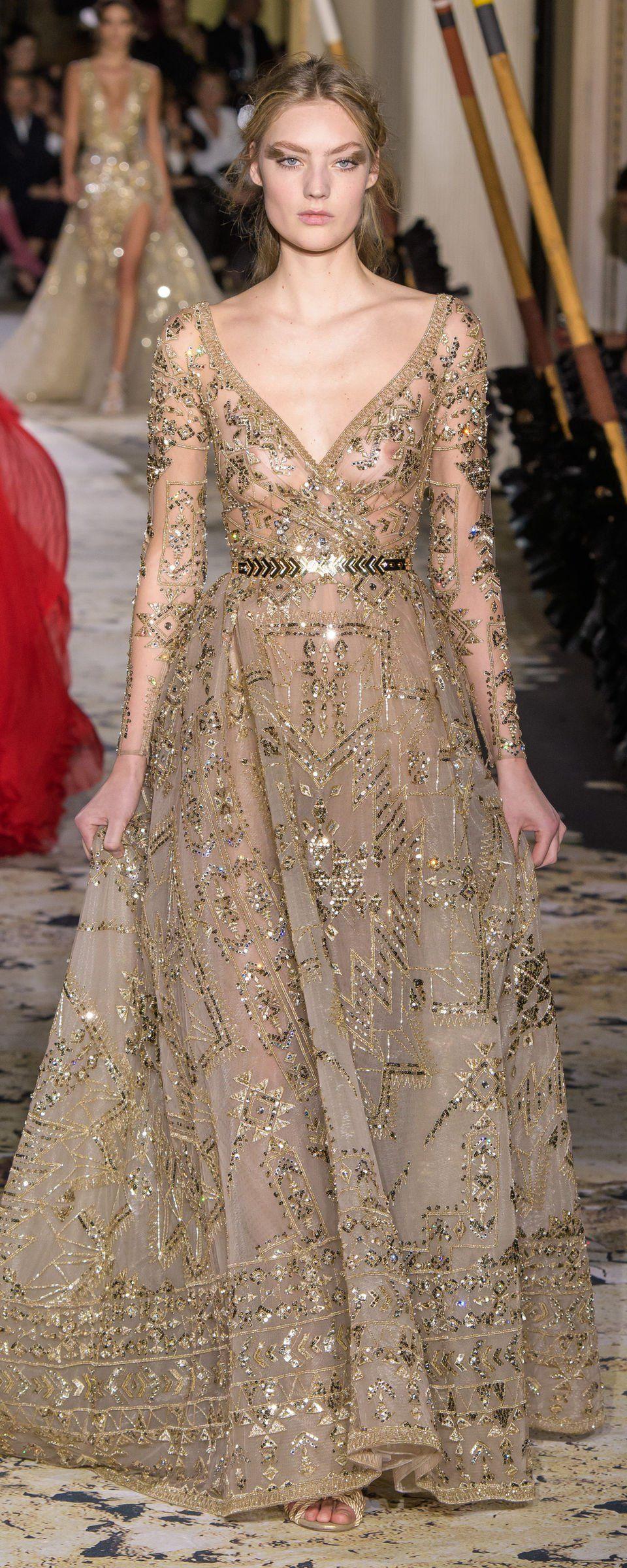 Zuhair murad springsummer couture كوشات pinterest