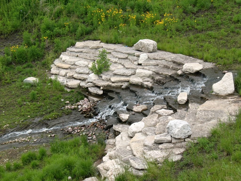 Quarry Shade Garden At Bon Air Park: Stearns Quarry (aka Palmisano) Park