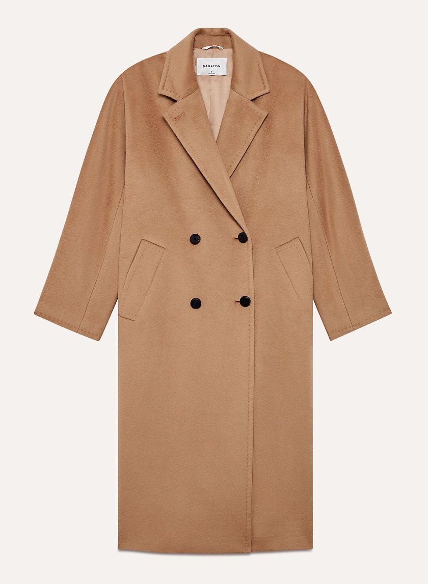 db10dab17 Slouch wool coat | aw '18-19 | Wool coat, Coat, Wool