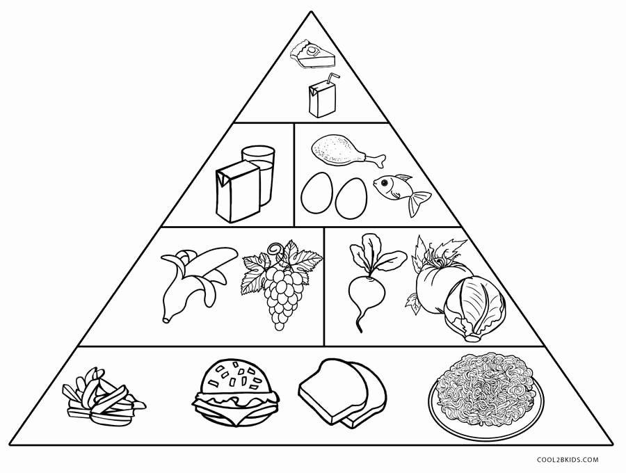 28 Food Pyramid Coloring Page In 2020 Food Coloring Pages Food Pyramid Coloring Pages For Kids