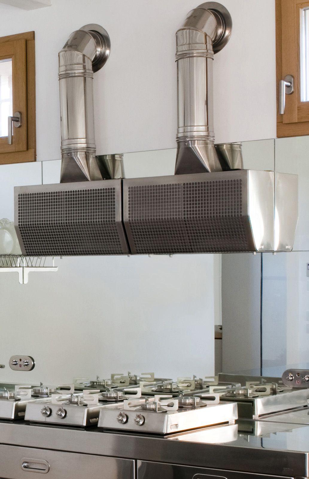 Tubo Per Cappa Cucina Design tubi acciaio di aerazione e aspiraggio - google search