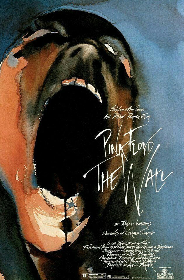 Muro Do Rock Pink Floyd