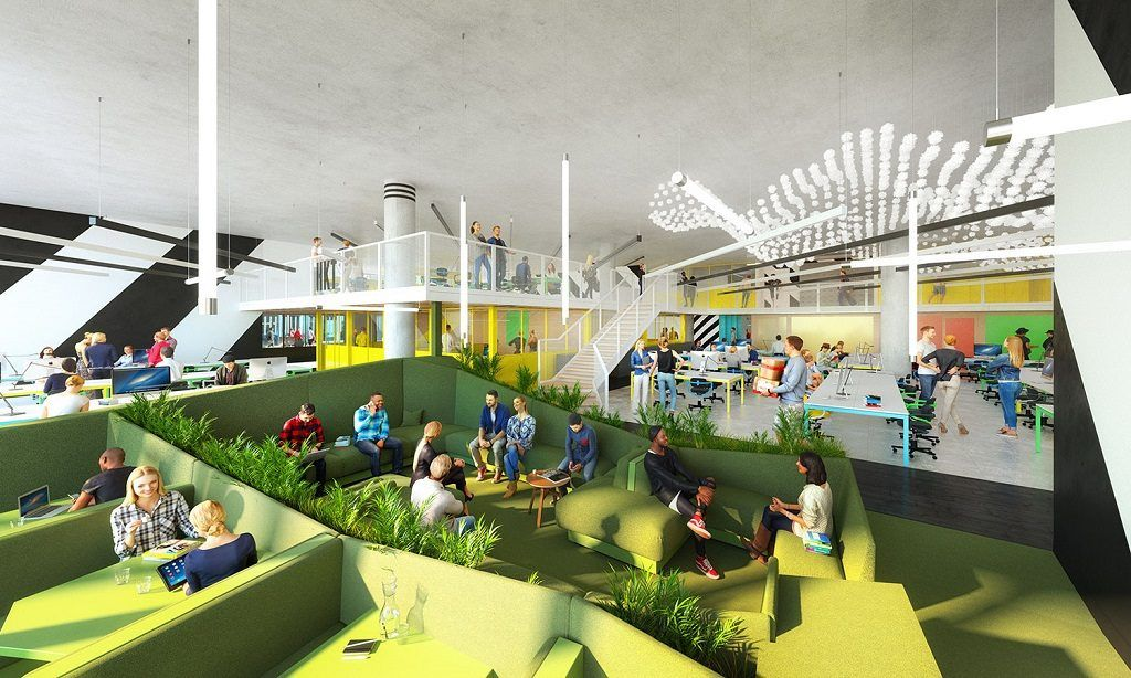 Realities Centre and Huckletree West Announce CoWorking