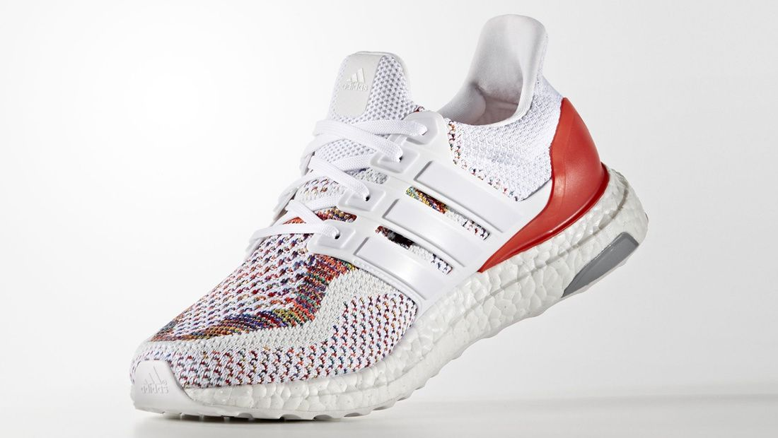 0a826720ca6032 Multicolor returns to the Ultra Boost with the release of the adidas Ultra  Boost