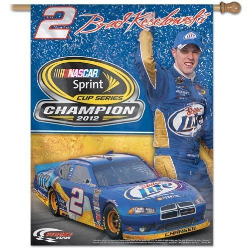 Matt Kenseth Banner 27 IN. x 37 IN. by WinCraft. $29.95. Officially licensed NASCAR driver banner. Designed to hang vertically from an outdoor pole or inside as wall decor. Durable polyester with pole hem sleeve. Machine washable. Made in USA. Pole not included. See our outdoor flagpoles for hanging ideas. Please Note: Due to frequent design changes by the manufacturer the image displayed may vary from the exact design. Allow up to 2 weeks for delivery.. Save 13%!