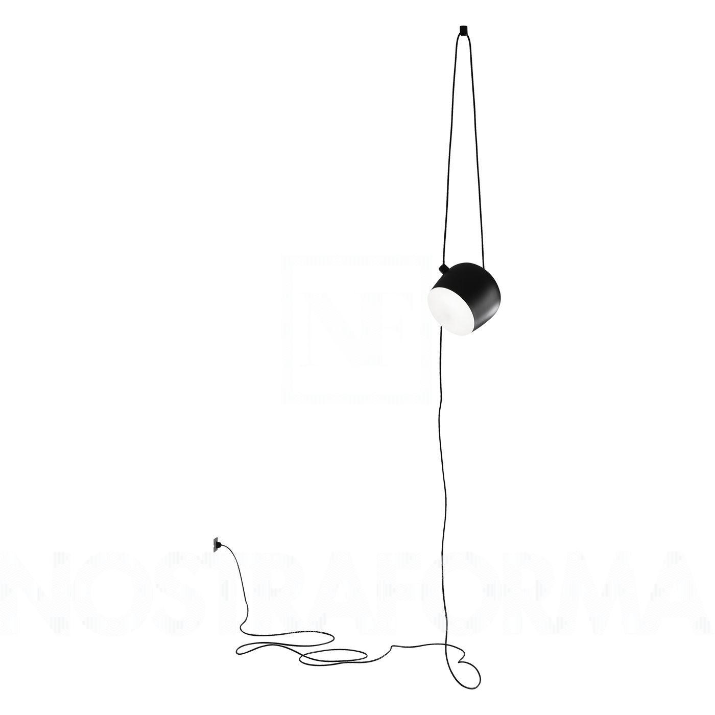 Flos Aim Pendelleuchte Mit Kabel Und Stecker Leuchten Lampen Onlineshop Nostraforma Design Your Home Anhanger Lampen Pendelleuchte Stecker