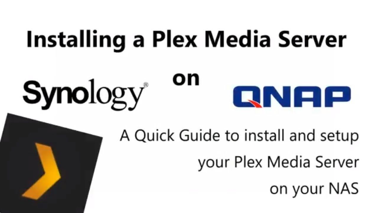 QNAP Vs Synology - Install a Plex Media Server on DSM and QTS | Netwerk