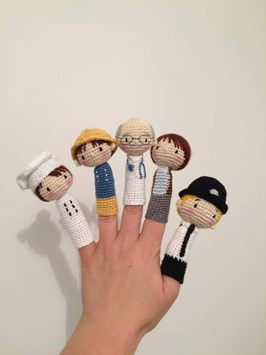 Pin de Marie Sacco en Puppets | Pinterest | Patrones amigurumi ...