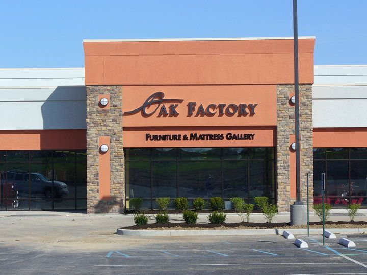The Oak Factory Is Owned And Operated By The Cooper Family And Is