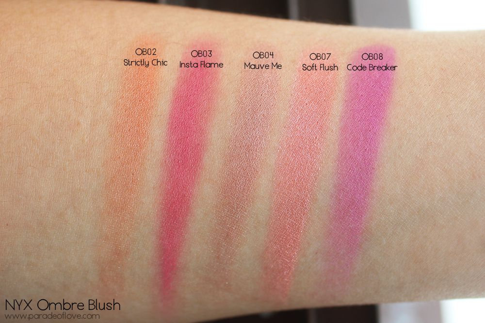 Ombre Blush by NYX Professional Makeup #3