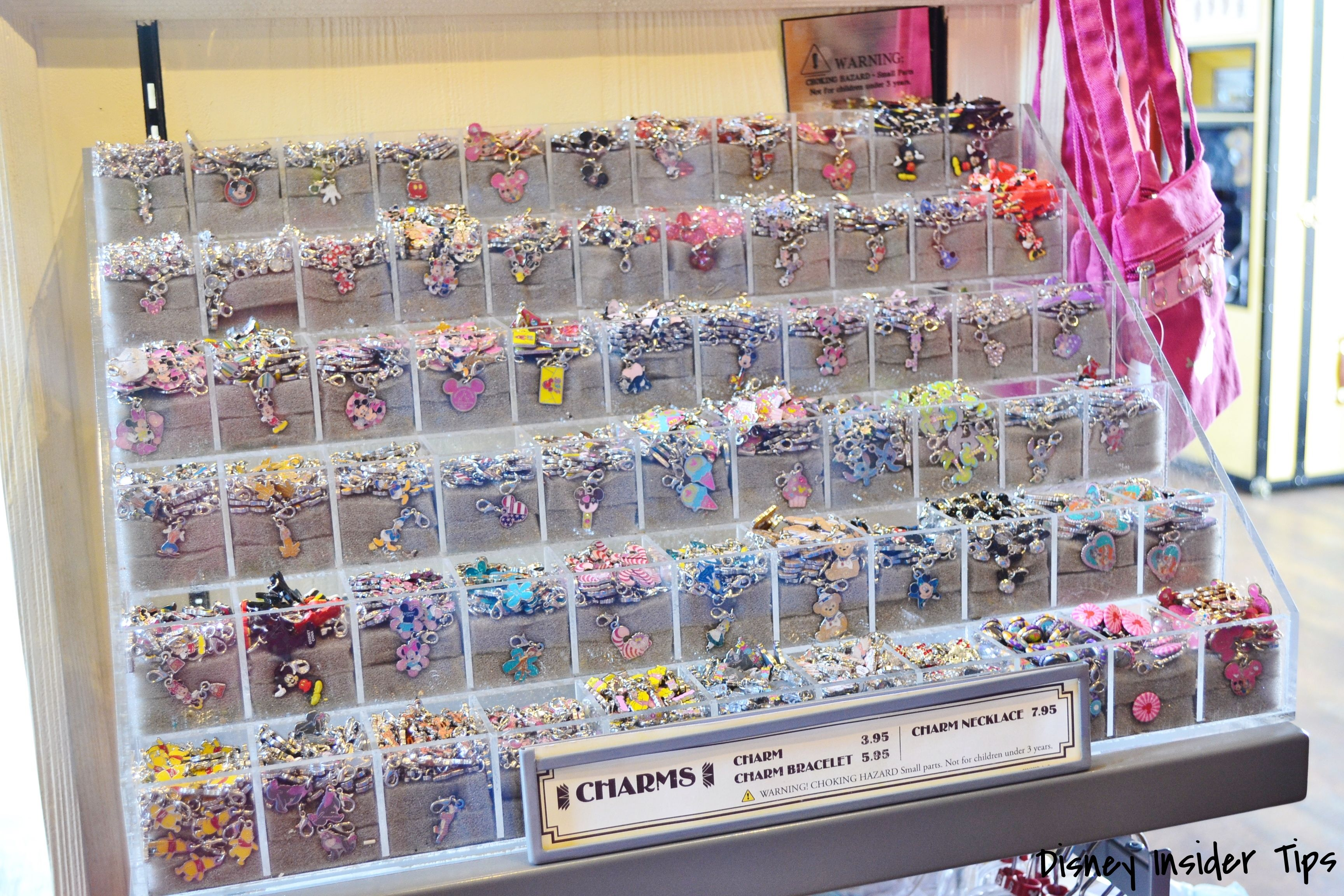 Disney Charms For Bracelets