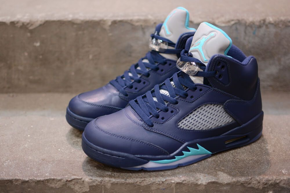 Jordan 5 Retro Hornets | Upcoming Sneaker Releases | The Sole Supplier