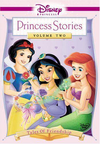 Disney Princess Stories Vol 2 Tales Of Friendship Princess Stories Movies Tv Historias De Princesas Princesas Cuentos De Amistad