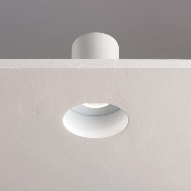 Astro 5624 Trimless 230v Fire Rated Ip65 Recessed Downlight 1248002 Downlights Recessed Spotlights Flush Ceiling Lights