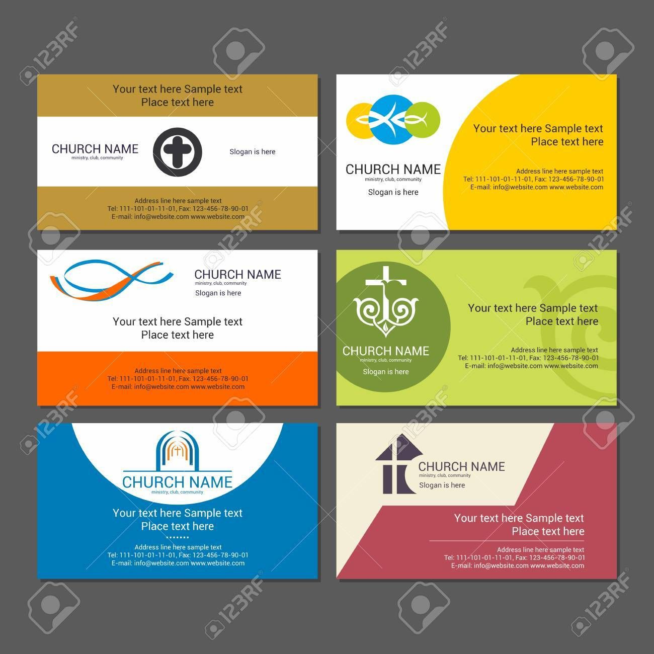 21+ Business Card Templates Christian View Christian Business Throughout Christian Business Cards Templates Free