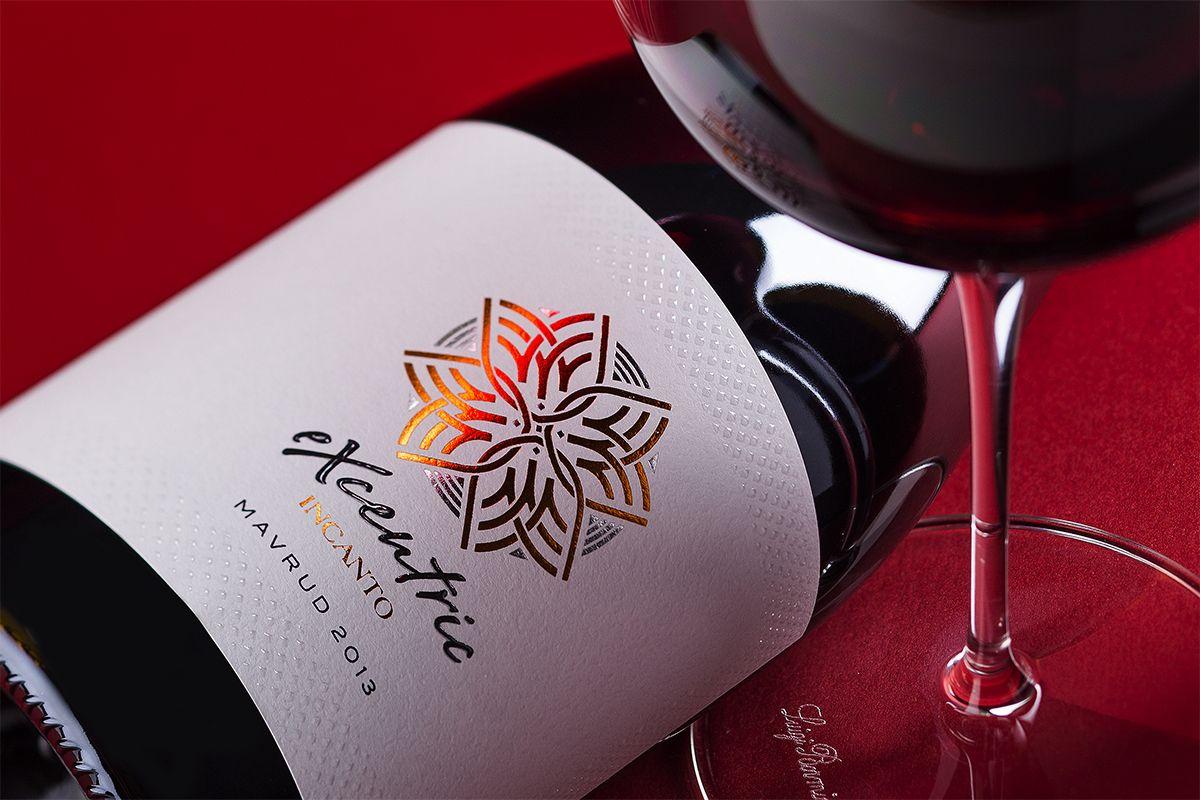 Incanto Excentric Wine Label In 2020 Wine Label Design Wine Label Label Design