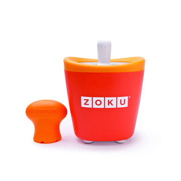 Zoku: Single Quick Pop Maker Orange now featured on Fab.