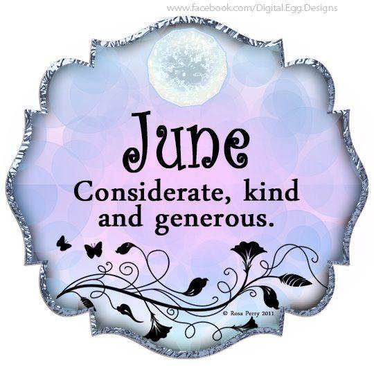Birth Month June June Birthday Month Birth Month Its My