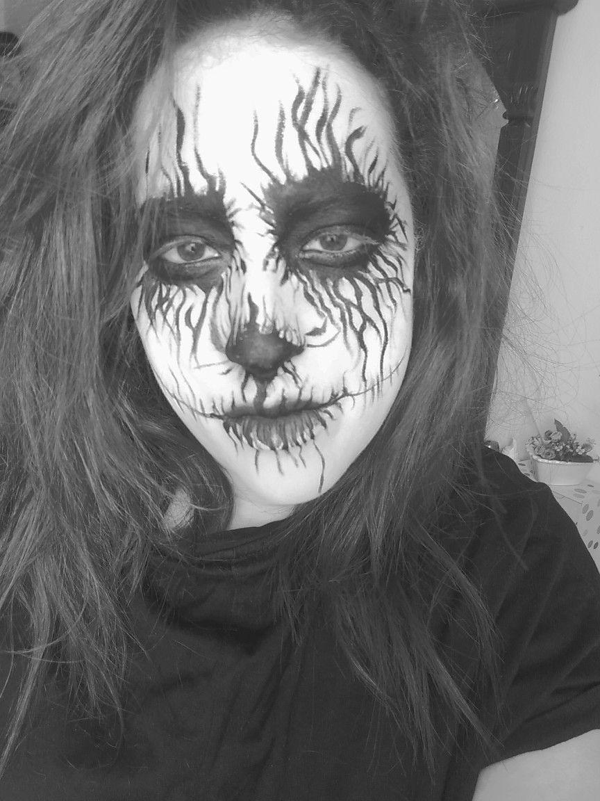 Maquillage Artistique Halloween.Epingle Sur Maquillage Artistique Halloween