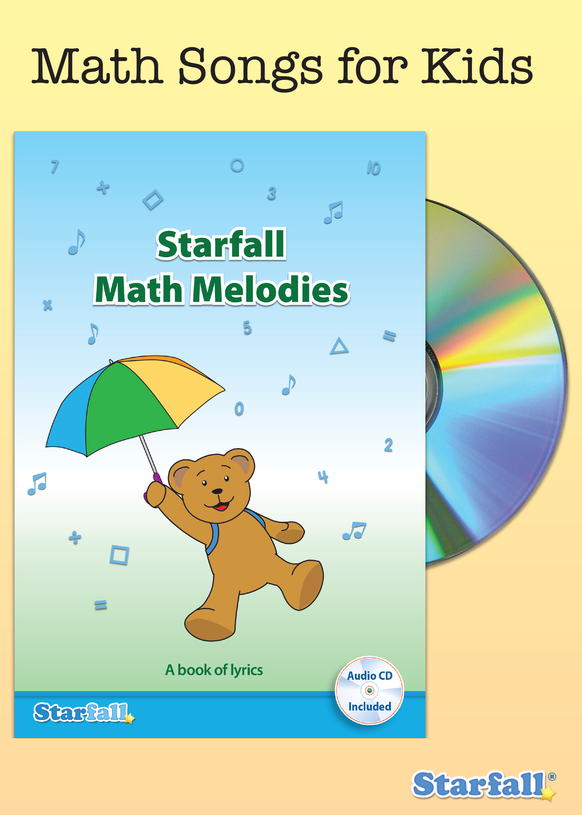 Introduce your children to numbers, counting, shapes and