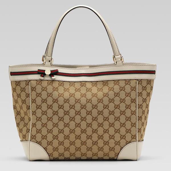 a0c21ab84d5763 Gucci Mayfair Medium Shoulder Bag 257061 in Beige/Off-White dubai ...