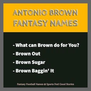 Funny Fantasy Football Team Names 2020 Clever Good And Best Fantasy Football Names Football Team Names Football Names