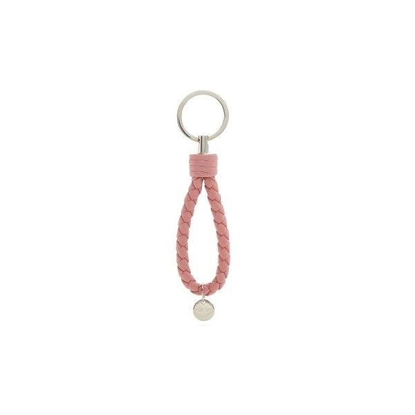 Intrecciato leather knot key ring Bottega Veneta jRoH7qi