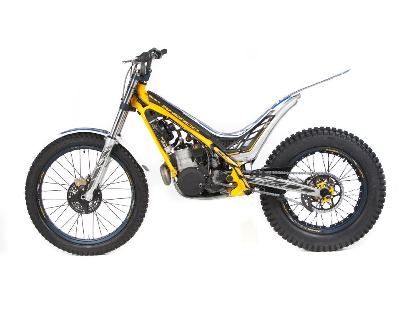 sherco 250cc trial bike motorcycle trials trial bike. Black Bedroom Furniture Sets. Home Design Ideas