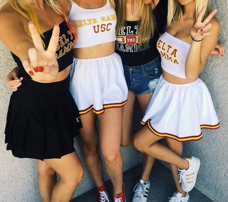 porra chicas universitarias